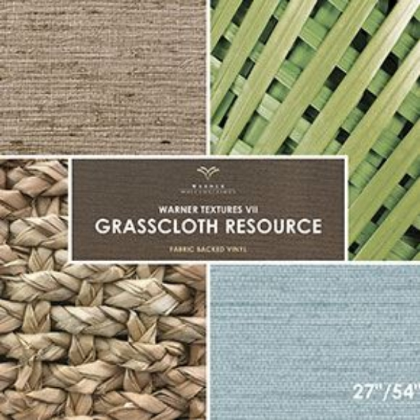 Picture for category Warner Grasscloth Resource