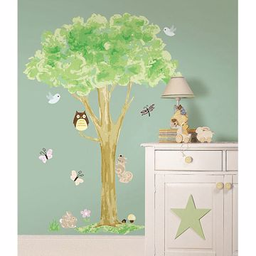 Treehouse Wall Art Kit