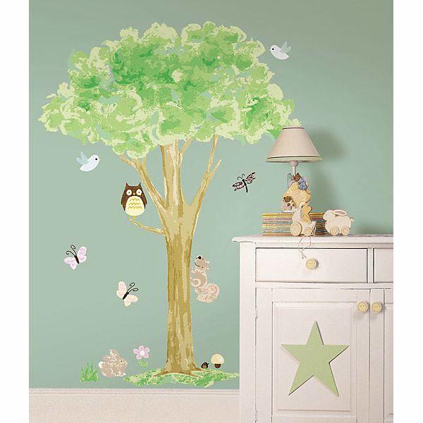 Treehouse Wall Art Kit