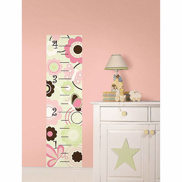 Butterfly Garden Growth Chart