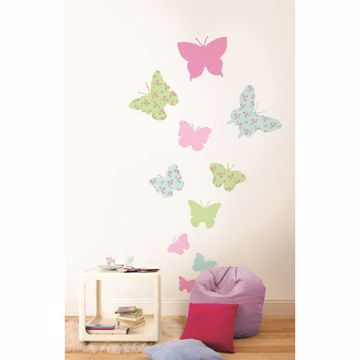 Butterflies - Maxi Stickers