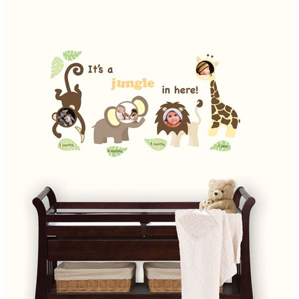 Its a Jungle in Here Wall Frame