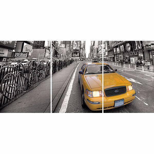 Yellow Taxi Panoramic