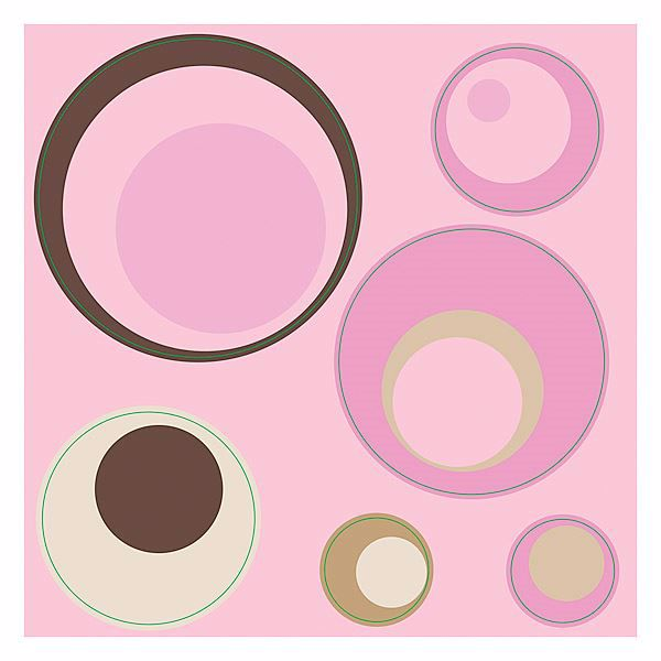 Pink Spheres