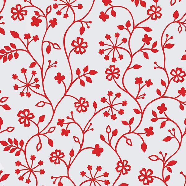 Winters Garden Red