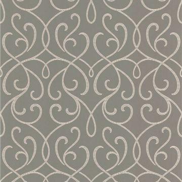 Alouette Grey Mod Swirl