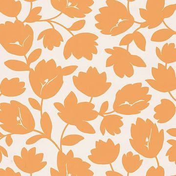 Freesia Orange Fun Floral