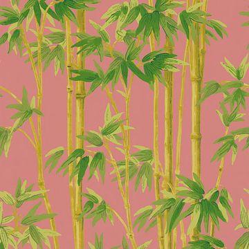 Paradise Pink Bamboo