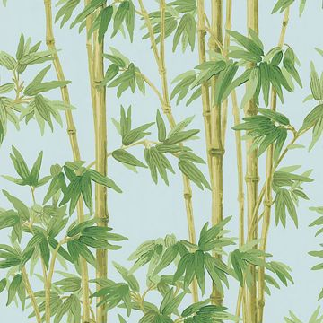 Paradise Light Blue Bamboo