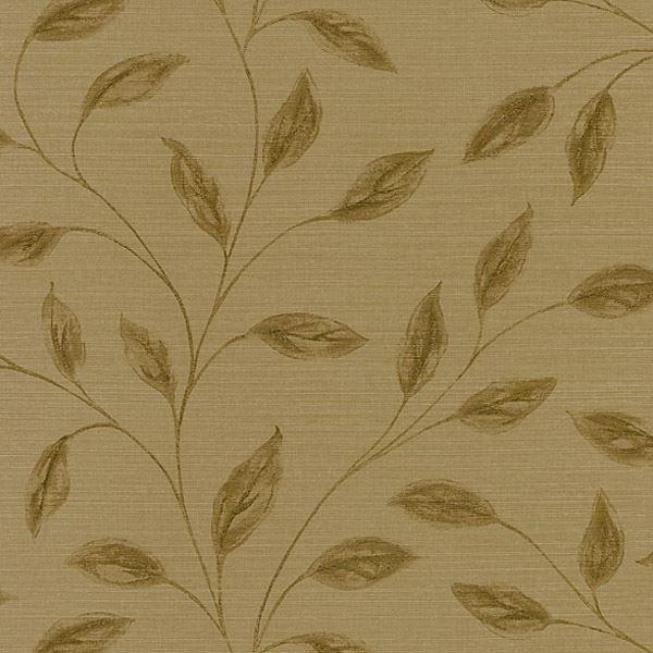 Elspeth Brown Metallic Leaf