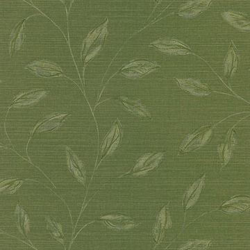 Elspeth Taupe Metallic Leaf