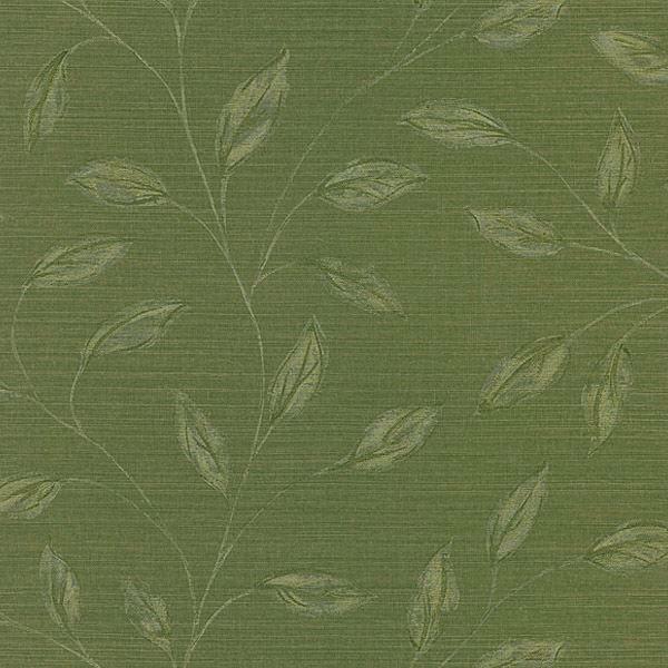 Elspeth Taupe Metallic Leaf