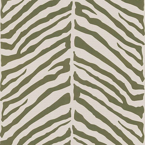 Tailored Zebra Light Brown Herringbone Zebra