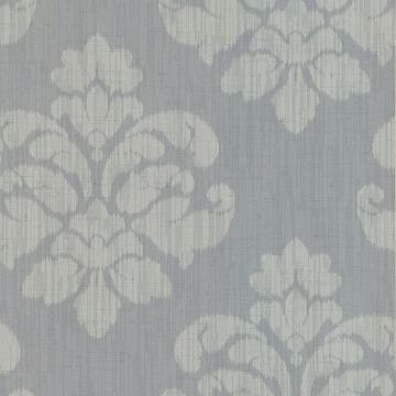 Mallory Grey Ikat Medallion