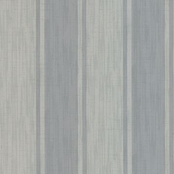 Mandalay Grey Ikat Stripe