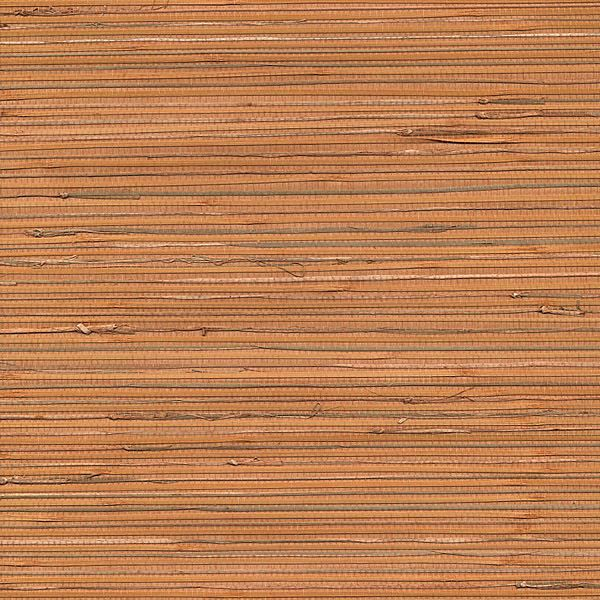 Honoka Peach Grasscloth