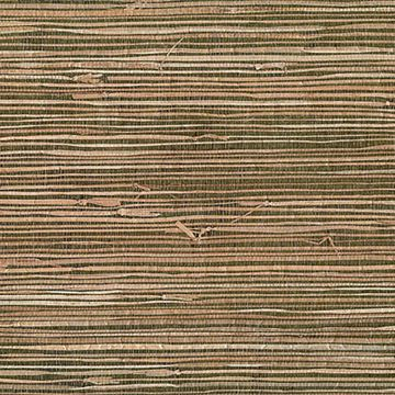 Mai Khaki Grasscloth