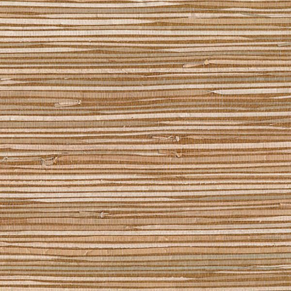 Masuyo Light Brown Grasscloth