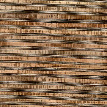 Naomi Brown Grasscloth