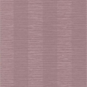 Carmina Purple Crepe Stripe