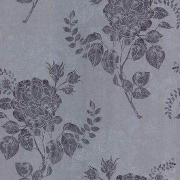 Astrud Purple Turquise Floral