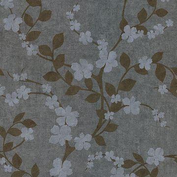Cheri Slate Blossom Floral