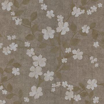Cheri Grey Blossom Floral