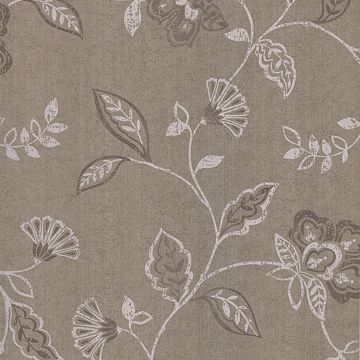 Adelise Taupe Jacobean