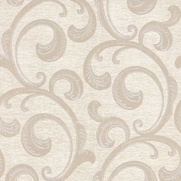 Nijah Beige Scroll