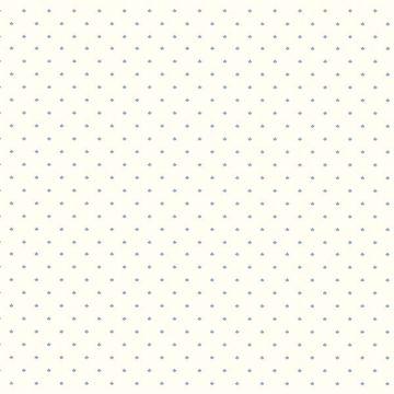 Celia Blue Classic Pattern
