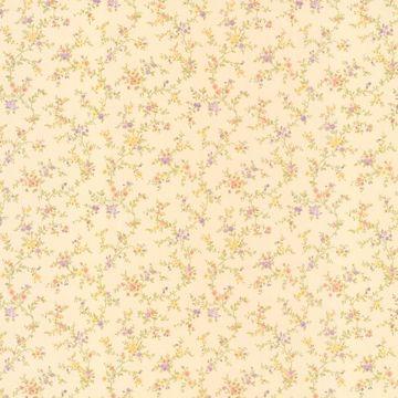 Susan Yellow Floral Trail