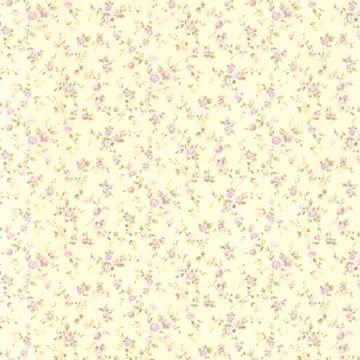 Martha Violet Floral Trail