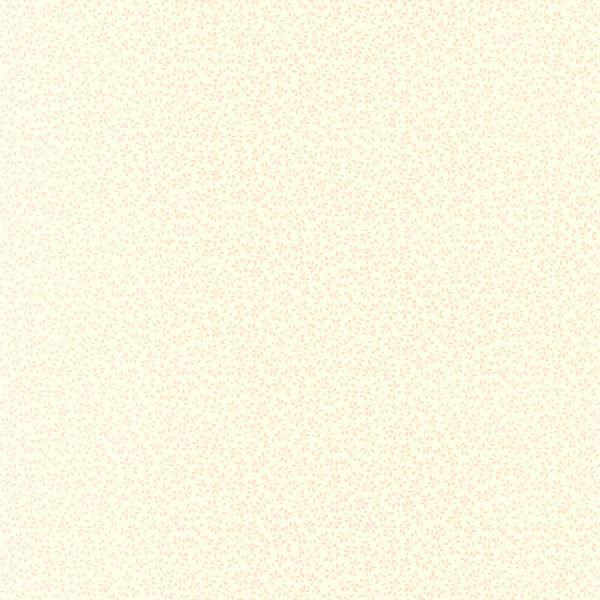 Hannah Blush Leaf Motif