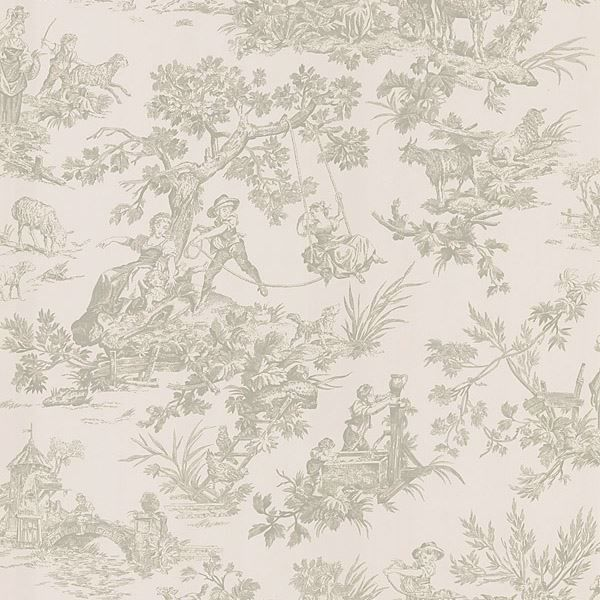 Limoges Taupe Toile