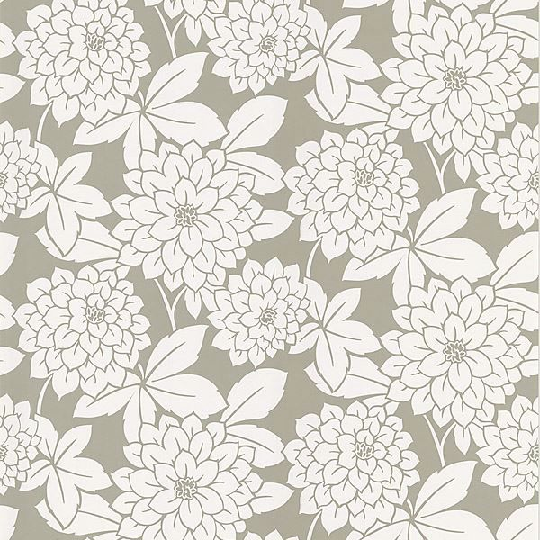 Souci Taupe Fun Floral