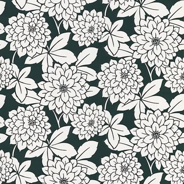 Souci Black Fun Floral