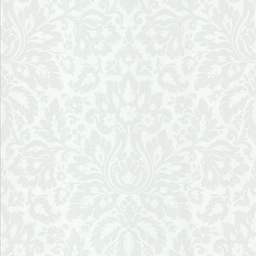 Mirza White Damask