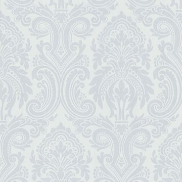 Apollo Platinum Modern Damask