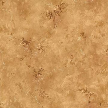 Bertrand Light Brown Satin Fern Texture