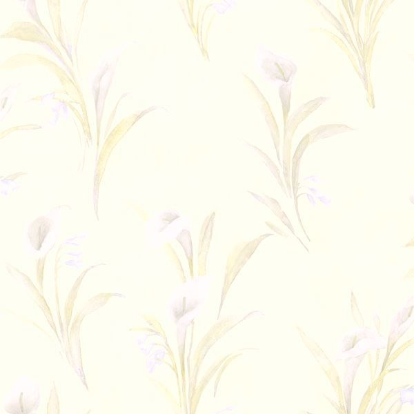 Edith Lavender Satin Lily