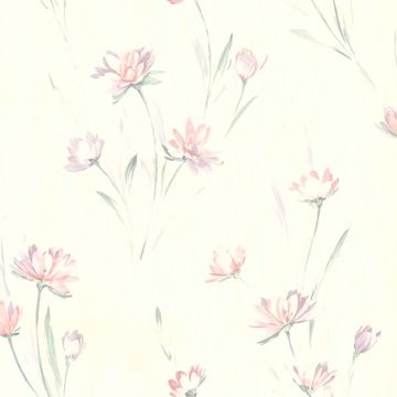 Lilly Pink Floral Texture