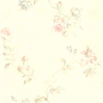 Ivanna Pastel Floral Texture