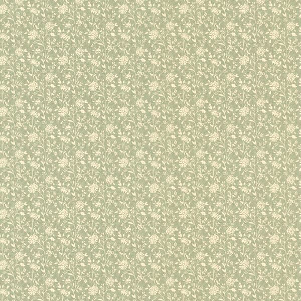Emilia Green Small Daisy