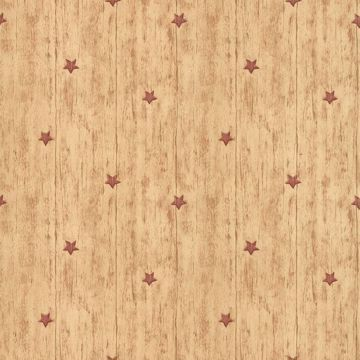 Guthrie Taupe Wood Panel