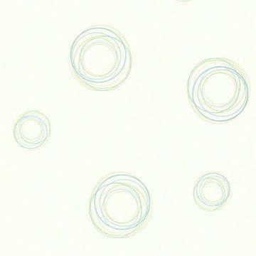 Cyrill Blue Geometrics