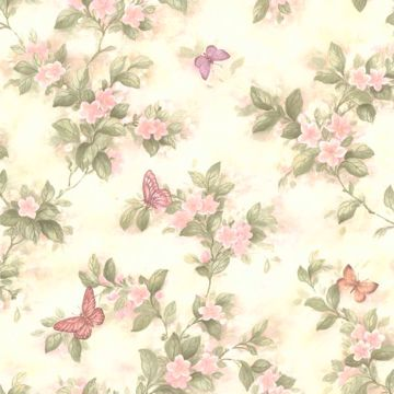 Mariposa Pink Blossom/Butterfly