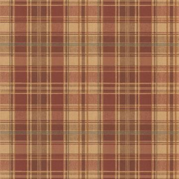 Tartan Wool Brick Plaid