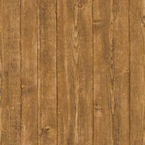 418 56910 Light Brown Wood Panel Timber Brewster Wallpaper