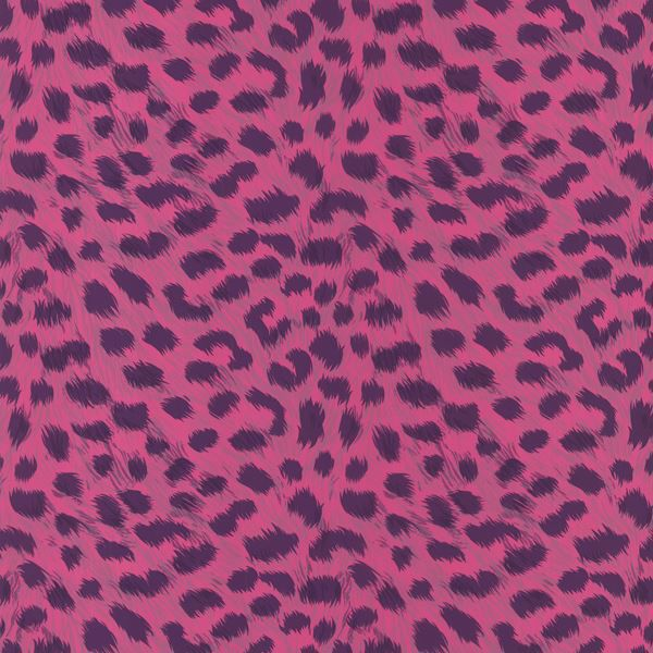 443 90543 Pink Leopard Print Kitty Purry Brewster Wallpaper