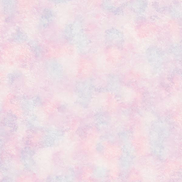 Ruffle Pink Sponge Paint Effect